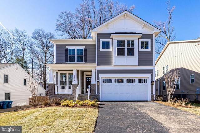 1938 Hillside Drive, FALLS CHURCH, VA 22043 (#VAFX1108530) :: AJ Team Realty