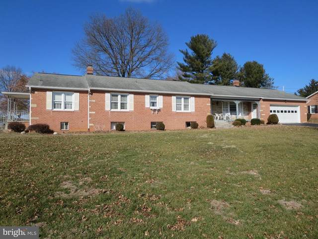 215 Broad Street, MIDDLETOWN, MD 21769 (#MDFR259160) :: RE/MAX Plus