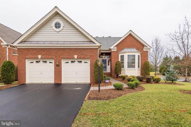5410 Antioch Ridge Drive, HAYMARKET, VA 20169 (#VAPW486572) :: Colgan Real Estate