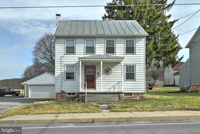 287 N Main Street, YORK, PA 17408 (#PAYK132374) :: The Joy Daniels Real Estate Group