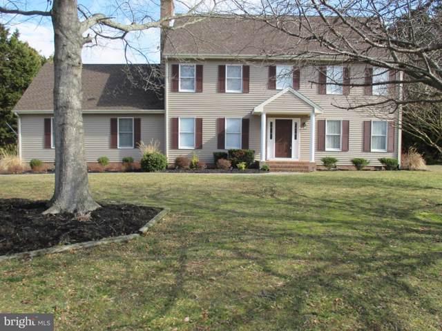 5983 Ridge Spring Circle, SALISBURY, MD 21801 (#MDWC106818) :: AJ Team Realty