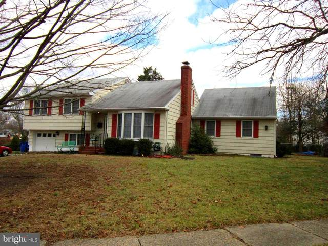 8 Tinker Drive, MOUNT HOLLY, NJ 08060 (MLS #NJBL365776) :: The Dekanski Home Selling Team