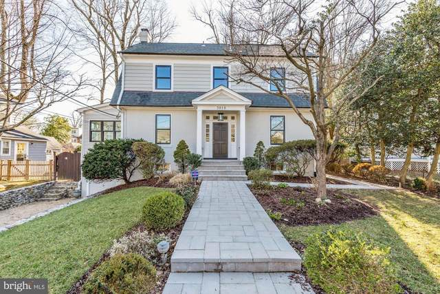3818 Williams Lane, CHEVY CHASE, MD 20815 (#MDMC694164) :: Lucido Agency of Keller Williams