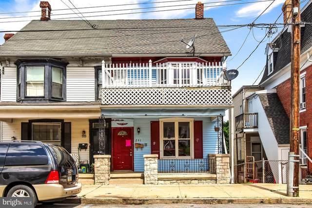241 W Broadway, RED LION, PA 17356 (#PAYK132508) :: Iron Valley Real Estate
