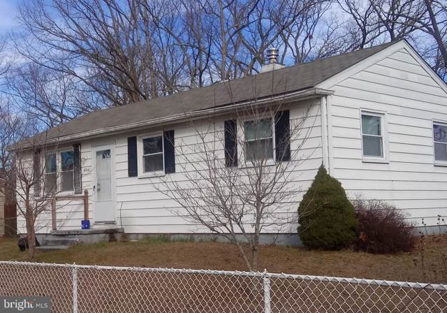 604 Cabot Drive, BROWNS MILLS, NJ 08015 (MLS #NJBL365916) :: The Premier Group NJ @ Re/Max Central