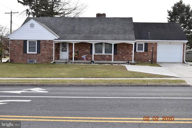 471 Grant Drive, HANOVER, PA 17331 (#PAYK132586) :: ExecuHome Realty