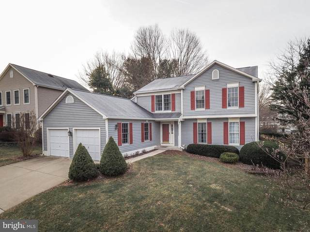 12008 Provost Way, GERMANTOWN, MD 20874 (#MDMC694458) :: Homes to Heart Group