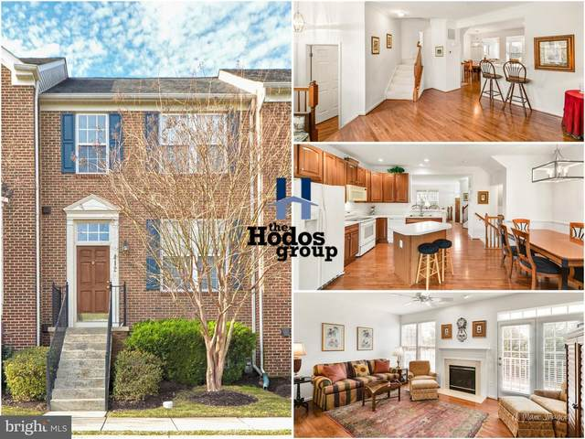 412 Stone Springs Lane, MIDDLETOWN, MD 21769 (#MDFR259330) :: The Bob & Ronna Group