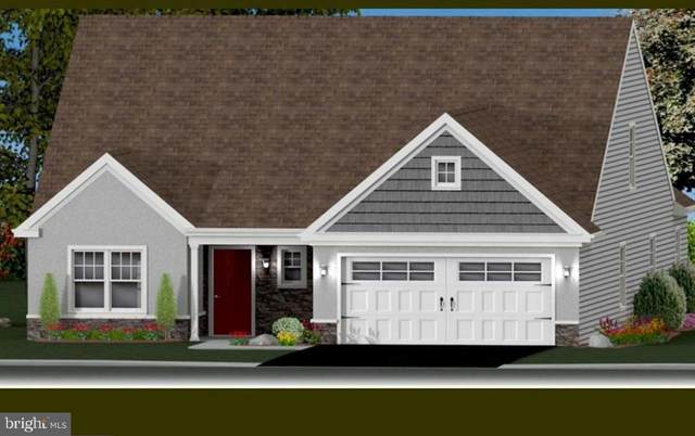 13 Thistle Ct Lot #23, MYERSTOWN, PA 17067 (#PABK353796) :: Nexthome Force Realty Partners
