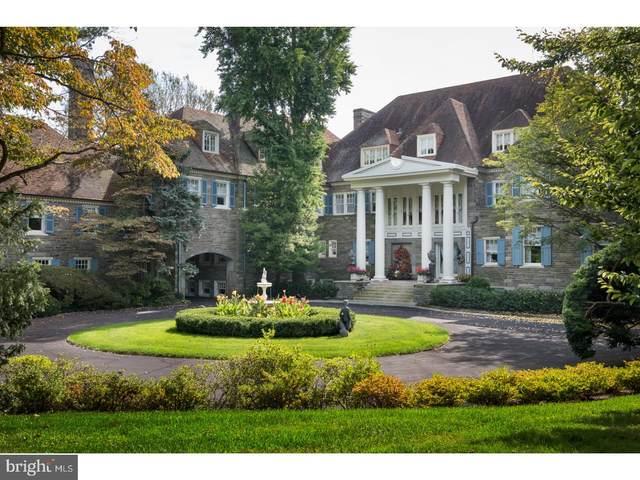 720 N Spring Mill Road, VILLANOVA, PA 19085 (#PAMC637760) :: The Lux Living Group