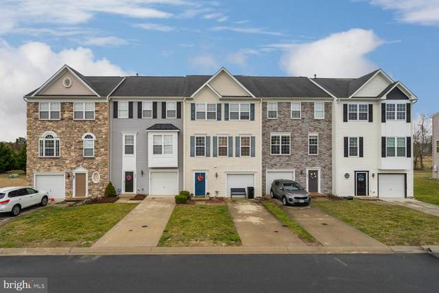 204 Garrison Way, FRUITLAND, MD 21826 (#MDWC106904) :: AJ Team Realty