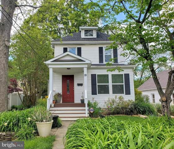 19 N Linden Avenue, ANNAPOLIS, MD 21401 (#MDAA424668) :: The Miller Team