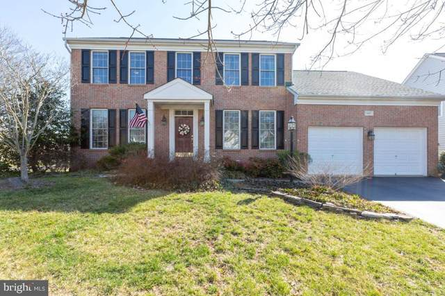 7957 Sequoia Park Way, BRISTOW, VA 20136 (#VAPW487024) :: Corner House Realty