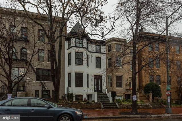 1747 T Street NW #1, WASHINGTON, DC 20009 (#DCDC457656) :: The Team Sordelet Realty Group