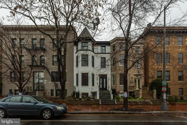 1747 T Street NW #3, WASHINGTON, DC 20009 (#DCDC457666) :: The Team Sordelet Realty Group