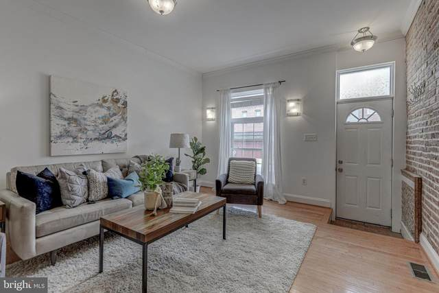 602 S East Avenue, BALTIMORE, MD 21224 (#MDBA499522) :: Radiant Home Group