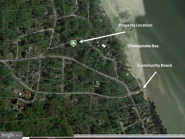 2230 Western Shores Boulevard, PORT REPUBLIC, MD 20676 (#MDCA174540) :: AJ Team Realty