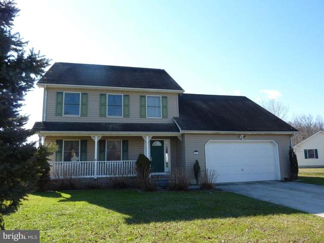 587 Fieldcrest Drive, DOVER, DE 19904 (#DEKT235950) :: RE/MAX Coast and Country