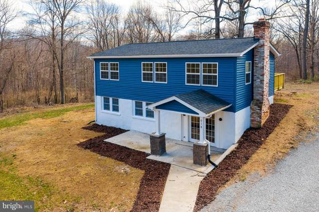 618 Aaron Mountain Road, CASTLETON, VA 22716 (#VARP107104) :: Pearson Smith Realty
