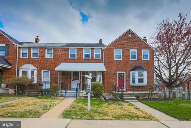 8421 Pleasant Plains Road, TOWSON, MD 21286 (#MDBC484816) :: Eng Garcia Properties, LLC