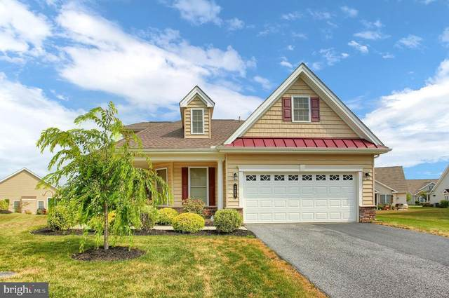 209 Valor Drive, MECHANICSBURG, PA 17050 (#PACB121320) :: TeamPete Realty Services, Inc