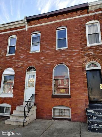 1745 Wilkens Avenue, BALTIMORE, MD 21223 (#MDBA499910) :: Shamrock Realty Group, Inc