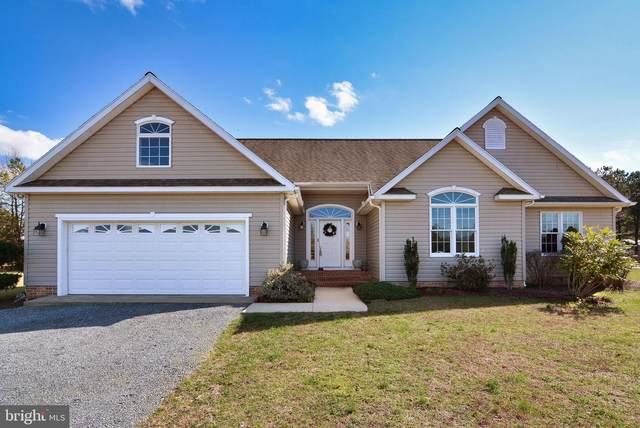 5603 Brittland Drive, EAST NEW MARKET, MD 21631 (#MDDO124976) :: Bob Lucido Team of Keller Williams Integrity