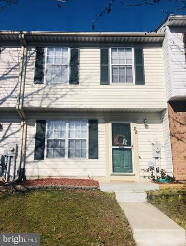 20 Chelmsford Court, BALTIMORE, MD 21220 (#MDBC485008) :: John Smith Real Estate Group