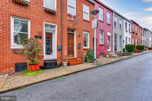 224 S Madeira Street, BALTIMORE, MD 21231 (#MDBA499970) :: SURE Sales Group
