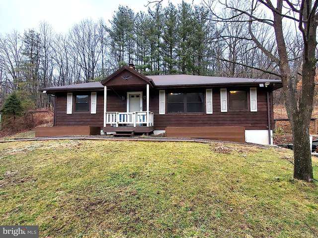 17219 Mount Savage Road NW, FROSTBURG, MD 21532 (#MDAL133672) :: The Miller Team