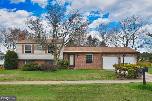 228 Laurentum Parkway, ABINGDON, MD 21009 (#MDHR243352) :: The Dailey Group