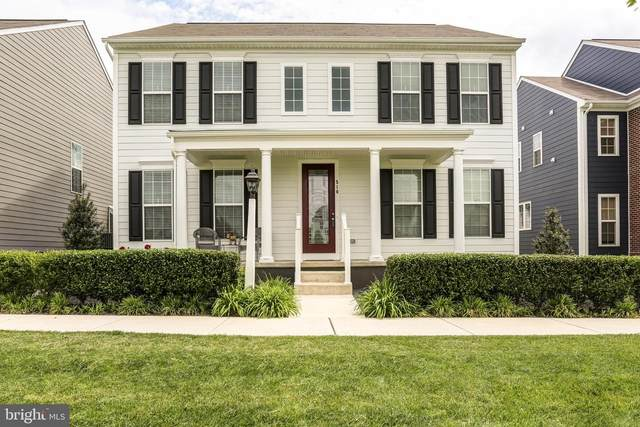 510 Cain Alley, MECHANICSBURG, PA 17050 (#PACB121368) :: Iron Valley Real Estate