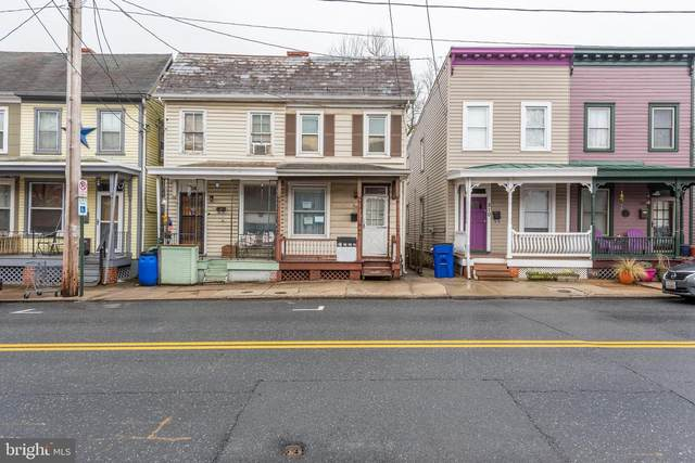 212 E 5TH Street, FREDERICK, MD 21701 (#MDFR259786) :: The Licata Group/Keller Williams Realty