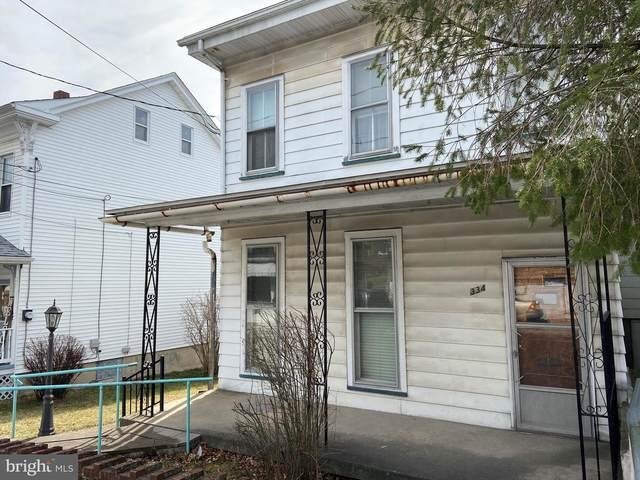 334 W Rowe Street, TAMAQUA, PA 18252 (#PASK129726) :: Ramus Realty Group
