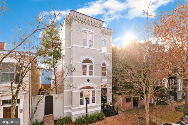 3406 P Street NW, WASHINGTON, DC 20007 (#DCDC458414) :: The Licata Group/Keller Williams Realty