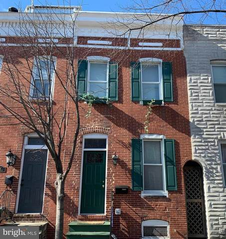 1712 S Charles Street, BALTIMORE, MD 21230 (#MDBA500190) :: The Dailey Group