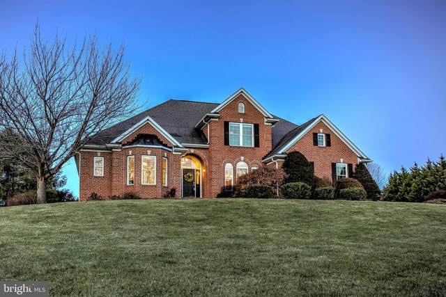 5833 Pine Brook Farm Road, SYKESVILLE, MD 21784 (#MDCR194524) :: The Miller Team