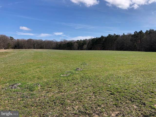 LOT 2 Old Ocean City Road, BERLIN, MD 21811 (#MDWO112084) :: RE/MAX Coast and Country