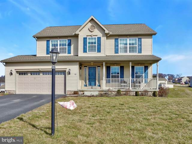 63 Knobby Hook, HANOVER, PA 17331 (#PAYK133240) :: Liz Hamberger Real Estate Team of KW Keystone Realty