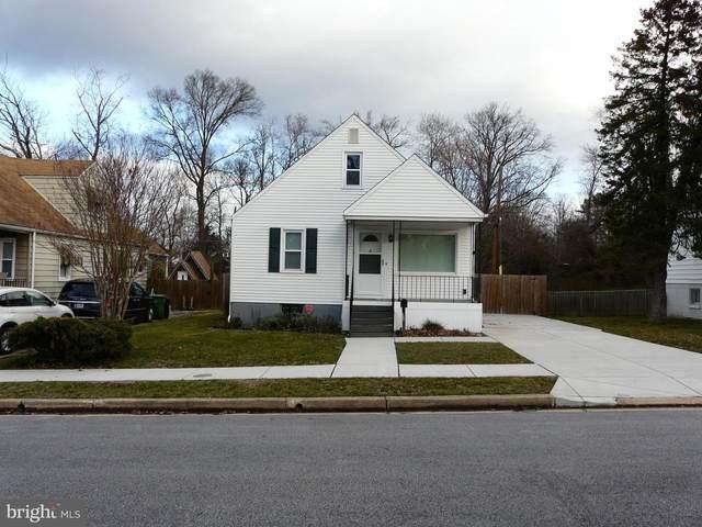 2710 Westfield Avenue, BALTIMORE, MD 21214 (#MDBA500324) :: Coleman & Associates
