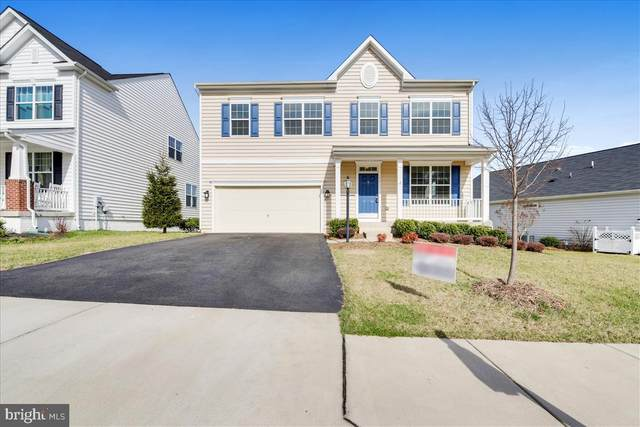 8312 Lucy Avenue, WARRENTON, VA 20187 (#VAFQ164136) :: Colgan Real Estate