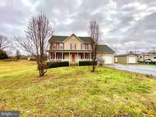 11201 Cloverdale Street, FREDERICKSBURG, VA 22407 (#VASP219552) :: RE/MAX Cornerstone Realty