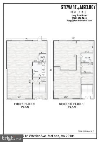 6712 Whittier Avenue, MCLEAN, VA 22101 (#VAFX1111372) :: Bic DeCaro & Associates