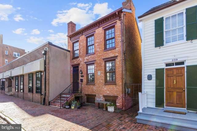 237 Hanover Street, ANNAPOLIS, MD 21401 (#MDAA425510) :: Jim Bass Group of Real Estate Teams, LLC