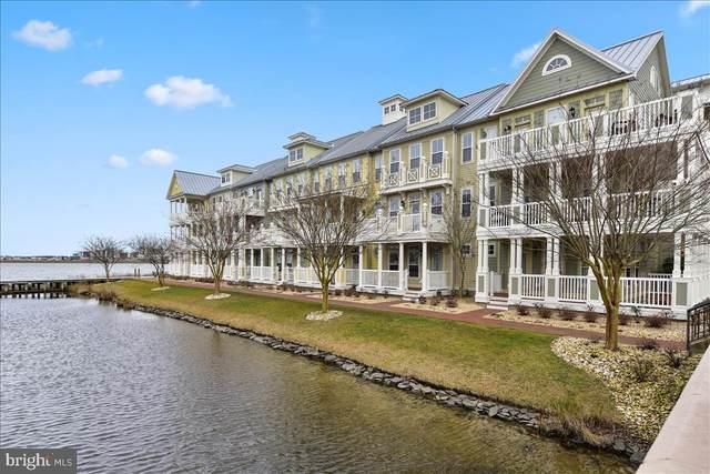 31 E Canal Side Mews E E Bp31, OCEAN CITY, MD 21842 (#MDWO112134) :: Atlantic Shores Sotheby's International Realty