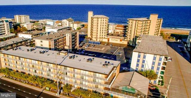13500 Coastal Highway #106, OCEAN CITY, MD 21842 (#MDWO112172) :: Compass Resort Real Estate