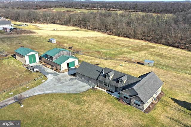 665 White Church Road, YORK SPRINGS, PA 17372 (#PAAD110494) :: TeamPete Realty Services, Inc