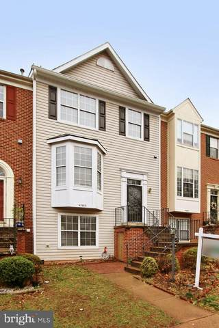 47680 Comer Square, STERLING, VA 20165 (#VALO403682) :: Great Falls Great Homes