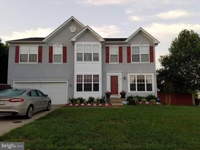 2 Shale Court, FREDERICKSBURG, VA 22406 (#VAST218870) :: Green Tree Realty