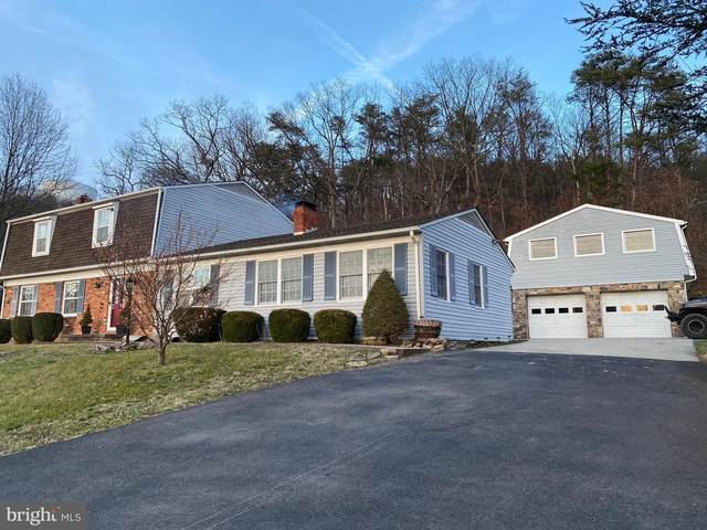 489 South Fork Road, MOOREFIELD, WV 26836 (#WVHD105776) :: Colgan Real Estate